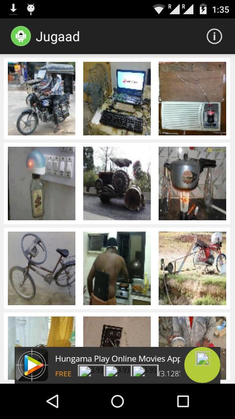JugaadMeme (Android App)